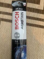 "Bosch AR26U Aerotwin Wiper Blade 26"" 650mm Hook Fitting"