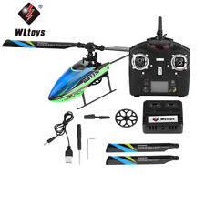 WLtoys V911S 4CH Remote Control Helicopter RC Airplane 6-axle Gyro Plane