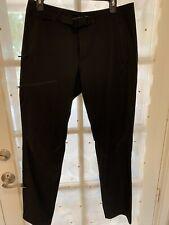 Bogner Mens Fire & Ice Zeno3 Pants Black Size 32 NWT Rare Item