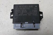 Mercedes Benz CLA45 AMG C117 2014 Parktronic PCD Control Unit A0009001705 J149