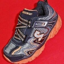 NEW Boy's Toddler's SKECHERS RAGGED MOTLEY Super Z Athletic Sneakers Shoes sz 5