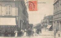 AUTUN - avenue de la gare