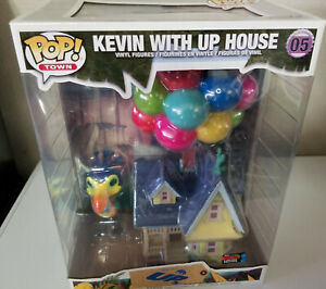 FUNKO POP Kevin With Up House NYCC 2019 DISNEY