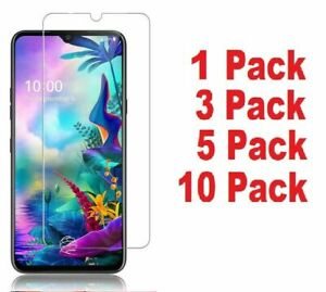 Anti Scratch Tempered Glass Screen Protector For LG G8X ThinQ/LG V50S ThinQ