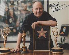 MAKEUP ARTIST MICHAEL WESTMORE SIGNED 'STAR TREK' 8x10 PHOTO 1 COA ACADEMY AWARD
