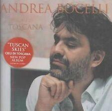 Andrea Bocelli - Cieli di Toscana (CD, Oct-2001, Philips)