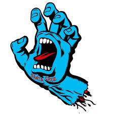Santa Cruz Screaming Hand Skateboard Sticker
