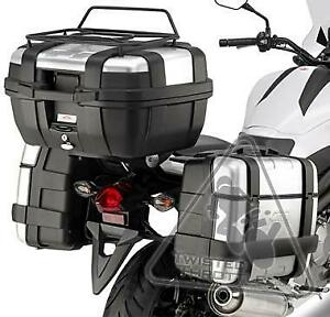Givi PL1111 Tubular Sidecarriers To Fit Monokey Cases, Honda NC700X/S & NC750X/S