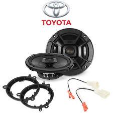Toyota Corolla 2001-2008 Front Speaker Upgrade Kit DB652, 82-8148, 72-8104