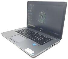 "*2165 PC Portatile Notebook 15"" HP Elite 850 G1 16Gb Ram 240Gb SSD Core i5 Win10"