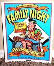 Book of Mormon Family Night Lessons That Teach With Treats Mormon LDS PB
