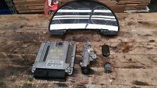 AUDI A4 B6 2.0 FSI AWA ENGINE CONTROL ECU SET 8E1910018D