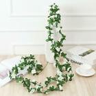 45 Flowers 8ft Artificial Silk Rose Flower Hanging Garland Wedding Garden Decor`