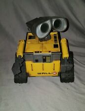Disney Pixar Thinkway Interactive Wall-E Remote Controlled Robot No Remote