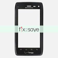 Verizon Motorola Droid 4 XT894 Touch Screen Digitizer Glass Front Frame Housing