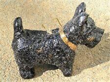 Teena Flanner Black Scottie Dog Terrier West Highland Christmas Tree Ornament