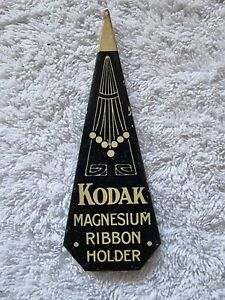 VINTAGE RARE Kodak Magnesium Ribbon Holder for Typewriters
