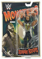 WWE Wrestling Monsters Roman Reigns As The Werewolf 7 inch Action Figure