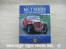 Essential MG T Series and Pre-war Midgets - 1929-1955 - Anders Ditlev Clausager