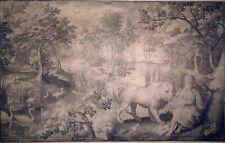 Kupferstich, Landschaft mit Jeremias, Nicolaas de Bruyn, 1608, Hollstein 44