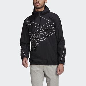 adidas Essentials Giant Logo Windbreaker Men's