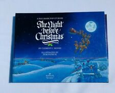 New listing A Hallmark Pop-Up Book The Night Before Christmas Clement C. Moore 2000
