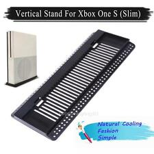 Vertical Stand Dock Holder Mount Supporter Base For Xbox One S (Slim) Console