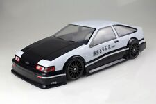 1/10 Toyota AE86 190mm RC Car Transparent Body PVC