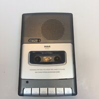 Vintage RCA RP3503A Portable Cassette Player Tape Recorder *Tested* AC Adaptor
