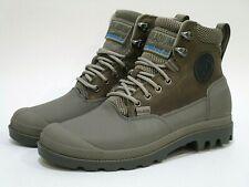 Titanium Palladium Men/'s Pallarue Hi Cuff WP Rain Boot