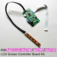 For LP156WHB (TP)(C1)/(C2)/(G1) EDP-30 Pin 1366x768 monitor controller board kit