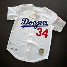 100% Authentic Fernando Valenzuela Mitchell Ness 1981 Dodgers Jersey Size 44 L