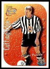 Futera Newcastle United Fans' Selection 1999 - Stuart Pearce (Cutting Edge) #9