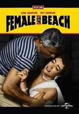 Female on the Beach - JOAN CRAWFORD Gigolo JEFF CHANDLER Movie DVD 1955 TCM