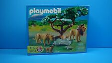 Playmobil 5903 Safari Animals Lions with skeleton NEW IN BOX toy Venta
