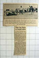 1964 Ryder Cup Players At West Cornwall Club, John Jacobs, Peter Alliss, Bernard