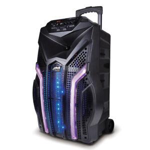 Naxa Nds-1511 Wireless Portable Karaoke Speaker