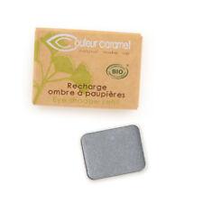 Recharge Fard à Paupières n°24 Gris nacrée  Bio - 1,3 g - Couleur Caramel