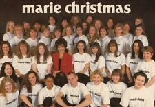 JOAN COLLINS - Rare MARIE CLAIRE Magazine Offical Christmas Card 1994  C#52