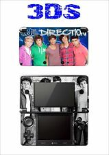SKIN STICKER AUTOCOLLANT DECO POUR NINTENDO 3DS REF 161 ONE DIRECTION