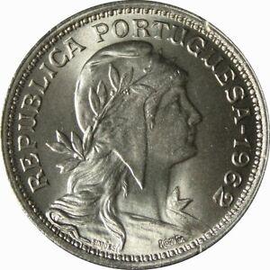 Ek // 50 centavos Portugal 1962 SUP