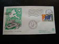 FRANCE - enveloppe 14/6/1965 yt service n° 29 (cy19) french