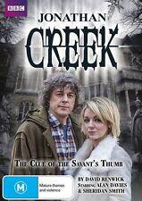 Jonathan Creek - The Clue of the Savant's Thumb (2013 Easter) NEW R4 DVD
