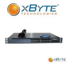 Juniper EX3300-24P 24P 1GbE 405W PoE+ 4P 10GbE SFP+ Switch