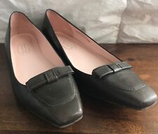 Talbots Dark Brown Womens Flats - Loafers Size 5.5B - Pre Owned