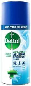 ♛ Shop8 :  Dettol All in One Disinfectant Spray 400mL