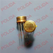 1PCS OP AMP IC BURR-BROWN/BB/TI TO-99 ( CAN-8 ) OPA111AM 100% Genuine and New