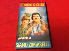 STANLIO e OLLIO: SIAMO ZINGARELLI - vhs - OTTIME CONDIZIONI