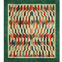 Strip Tastic Quilt Pattern - Cozy Quilt Designs