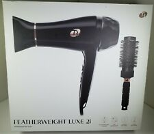 T3 Featherweight Luxe 2i  Professional Hair Dryer - Black